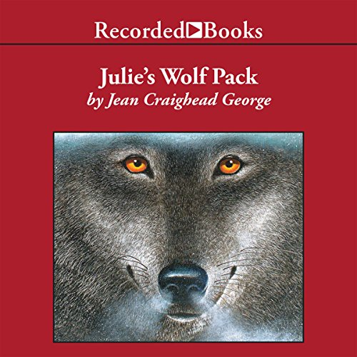 Julie's Wolf Pack audiobook cover art