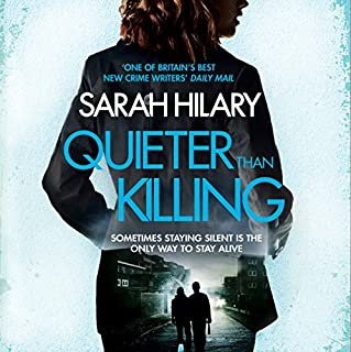 Quieter Than Killing     D.I. Marnie Rome, Book 4              By:                                                                                                                                 Sarah Hilary                               Narrated by:                                                                                                                                 Imogen Church                      Length: 12 hrs and 16 mins     101 ratings     Overall 4.6