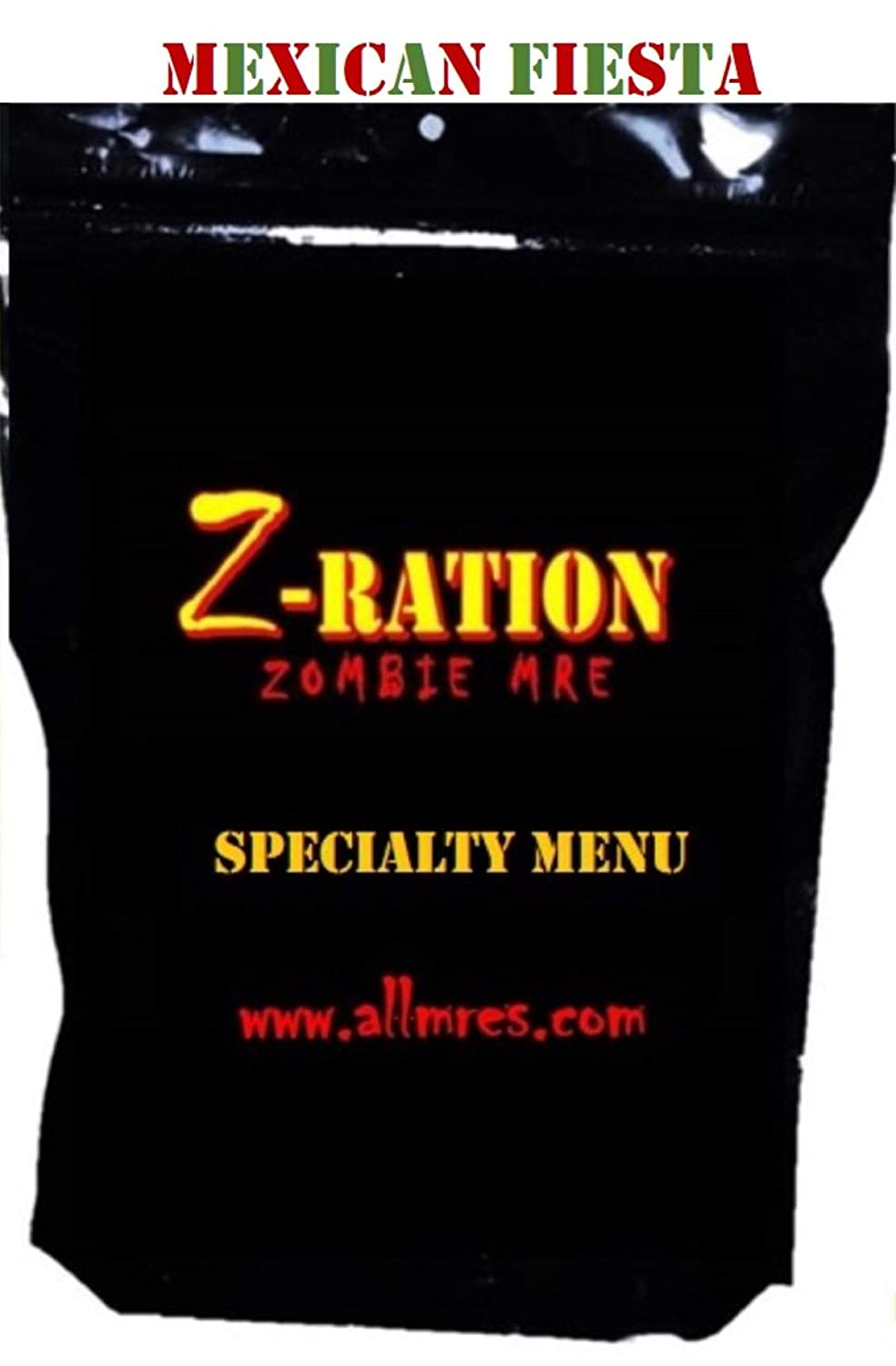 Z-Ration Zombie MRE : SPECIALTY MENUS '24 Popular Shipping included brand 1st '22 - Components