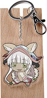 made in abyss keychain