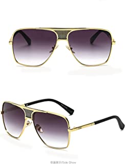 النظارات الشمسية/النظارات الشمسية المزدوجة الطيار المستقطبة/النظارات الشمسية الواقية من الأشعة فوق البنفسجية بنسبة 100٪ لل...