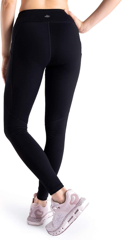Yogipace,Side Pocket,Womens 25//31//34//36 Yoga Workout Leggings Active Pants