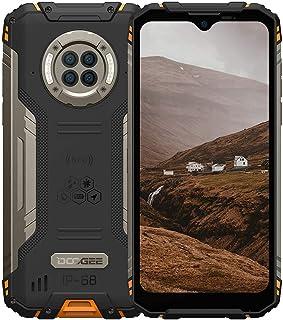 Outdoor Handy mit Nachtsicht, DOOGEE S96 Pro, 8GB + 128GB Helio G90, 48MP + 20MP Kamera, 6.22