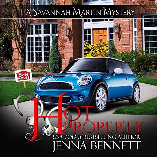 Hot Property: A Savannah Martin Novel  audiobook cover art