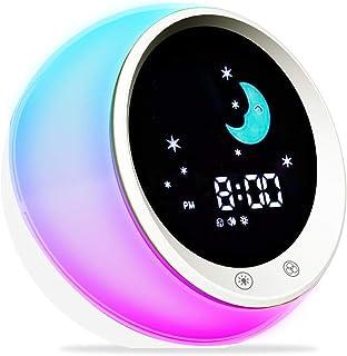 Time to Wake Alarm Clock for Kids, Children's Sleep...