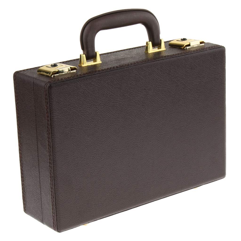 B Blesiya - Estuche para clarinete de madera, resistente al polvo, caja para los amantes del clarinete: Amazon.es: Instrumentos musicales