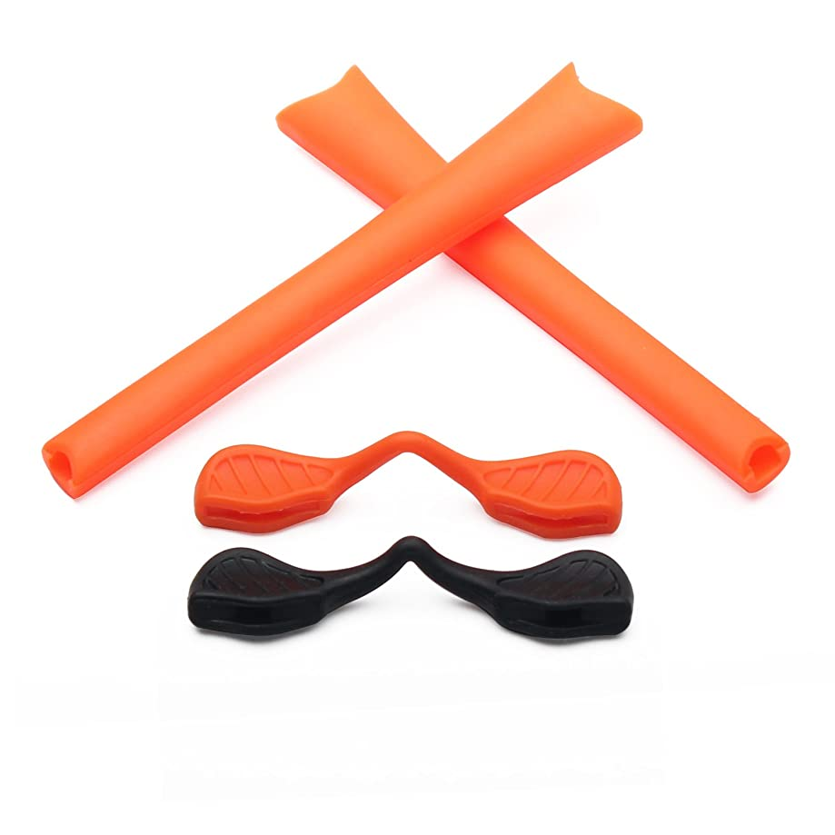 Replacement Earsocks & Nosepieces Rubber Kits for Oakley Radar Path Sunglasses