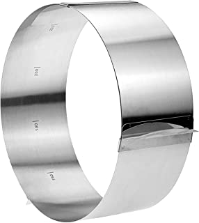 mousse rings stainless steel