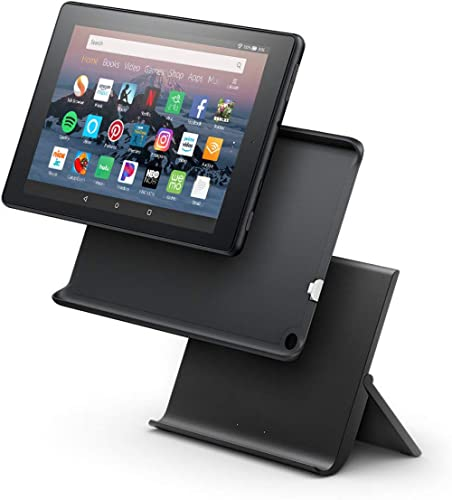 Show Mode Charging Dock for Fire HD 8 (Not compatible with 2020 10th generation Tablet, only compatible with 7th and ...