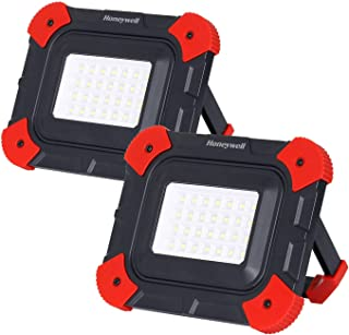 Honeywell 1000 Lumen Rechargeable Work Light Set (2 Pk.)