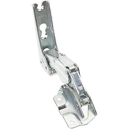 Top Right//Lower Left, 3362//5.0 Firenzi Fridge Freezer Integrated Hettich Door Hinge