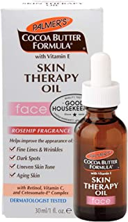 Palmer's Cocoa Butter Formula Skin Therapy Oil for Face, 30ml
