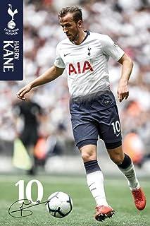 Tottenham Hotspur - Soccer Poster (Harry Kane - Season 2018/2019)