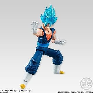 Bandai Shokugan Shodo Part 5 Dragon Ball Z vegitto Action Figure