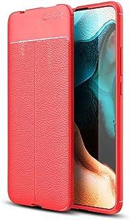 حافظة TenDll لهاتف Xiaomi Redmi Note 9 Pro 5G، حافظة حماية ناعمة ومتينة من البولي يوريثين الحراري لجهاز Xiaomi Redmi Note ...