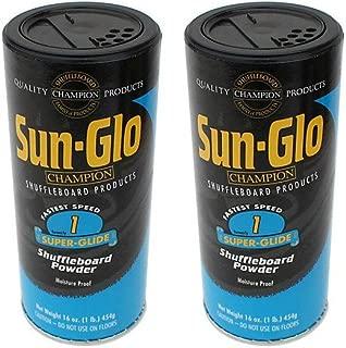 sun glo wax
