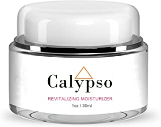 Calypso Skincare- Ultimate Luxury Revitalizing Moisturizer- Age Defying Formula- Designed to Deeply Hydrate- Fill Fine Lines- Minimize the Signs of Aging- Even Complexion