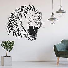 Pegatinas de Lion T-MK067 – negro – 57 x 60 cm