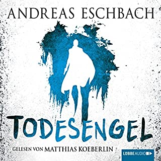 Todesengel audiobook cover art