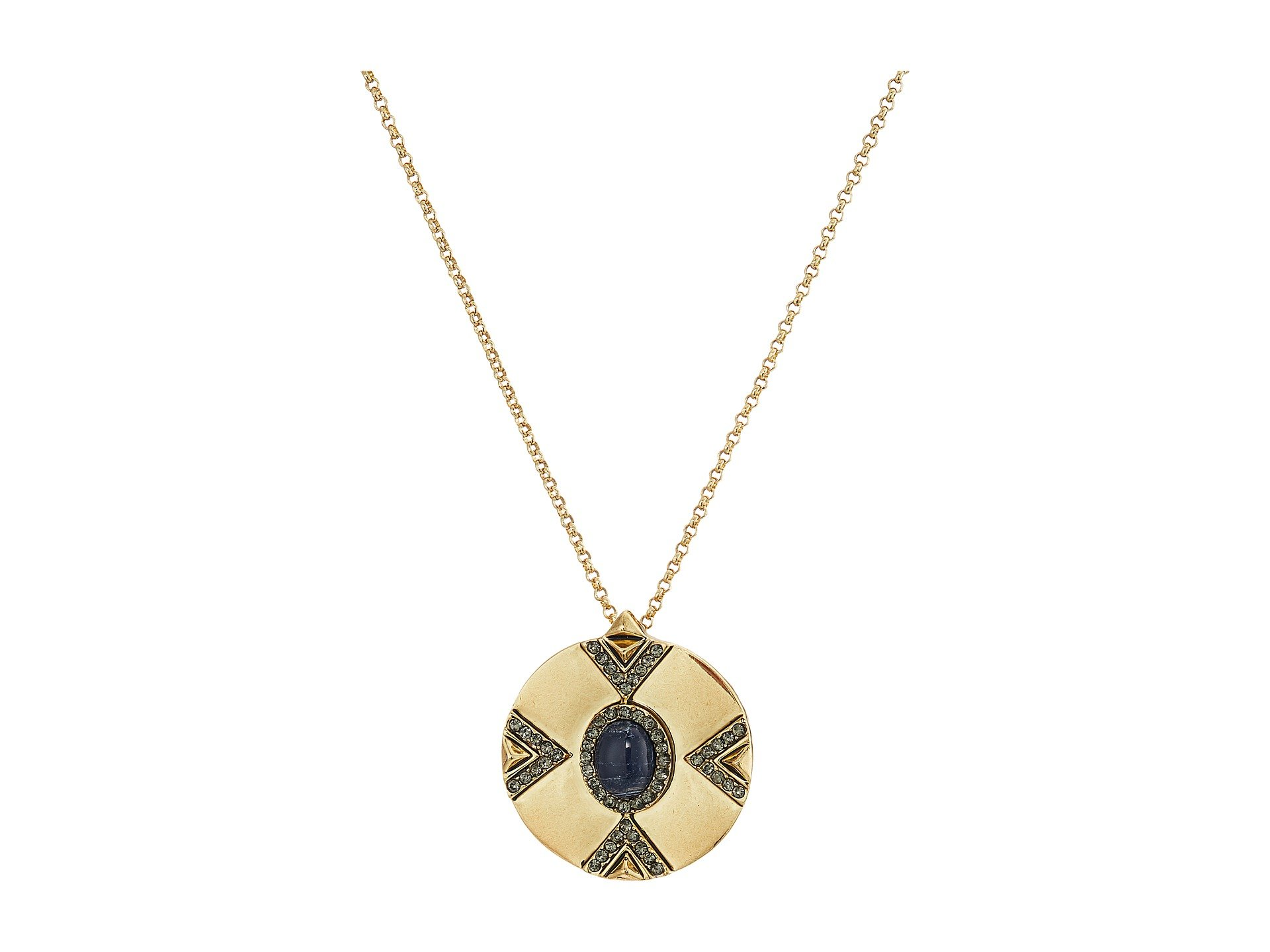 House of harlow 1960 mini sunburst pendant necklace shipped free house of harlow 1960 dorelia coin necklace mozeypictures Gallery