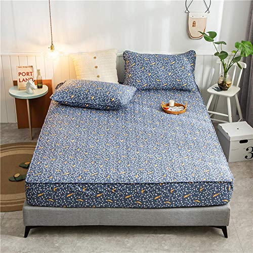 GTWOZNB Comfortable Sheets Machine Washable Breathable Fabric Waterproof and breathable bed sheet printing-17_120*200cm