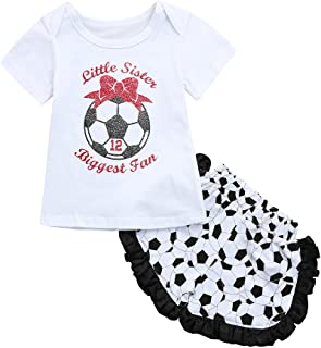 f98bfdb314 Winsummer Toddler Baby Kids Boys Girl Summer World Cup Clothes I'am Out  Your T