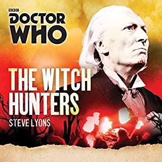 Doctor Who: The Witch Hunters cover art