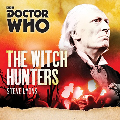 Doctor Who: The Witch Hunters  By  cover art