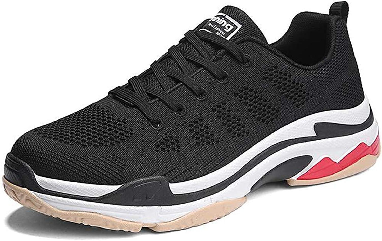 Gedigits Women Casual Elastic Low Top Platform Slip On Flat Sneakers Fashion Girl Wedge Heightening Casual shoes Black 8 M US