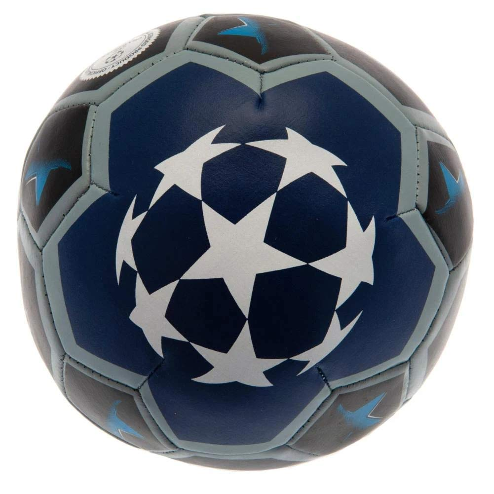 UEFA Champions League - Pelota Blanda DE 10 cm: Amazon.es ...