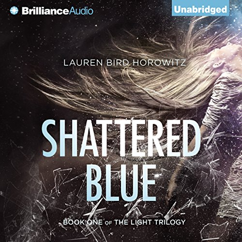 Shattered Blue cover art