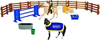 Breyer Stablemates English Horse Play Set