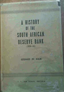 Best history of south african reserve bank Reviews