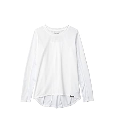 ExOfficio BugsAway(r) Wanderlux Serra Long Sleeve (White) Women