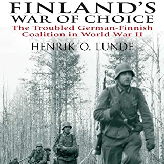 Finland's War of Choice cover art