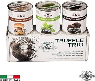 black summer truffle pesto