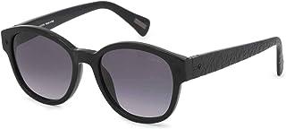 Lanvin Women's SLN623M Sunglasses Black