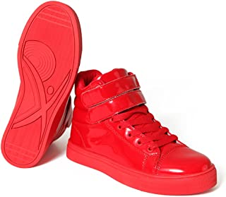 Best red high tops deku Reviews