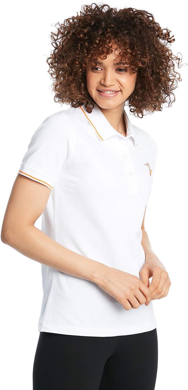 Slim Fit Ruck/&Maul Poloshirt Damen