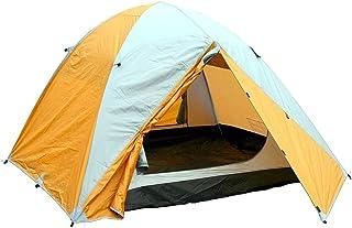 MONTIS HQ JOVIAN, tält för 2 till 3 personer, vattentätt ultralätt material kompakt med dubbla väggar och innertält, som v...