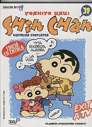 Shin Chan numero 39