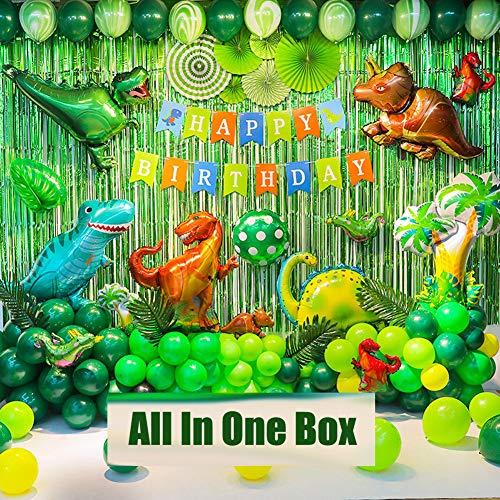 Dinosaur Birthday Party Decoration …