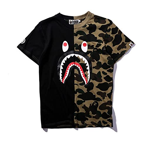 6511194e1e7f Christo Boys Casual Fashion Crewneck T Shirt Camo Tees Unisex Pullover Tops