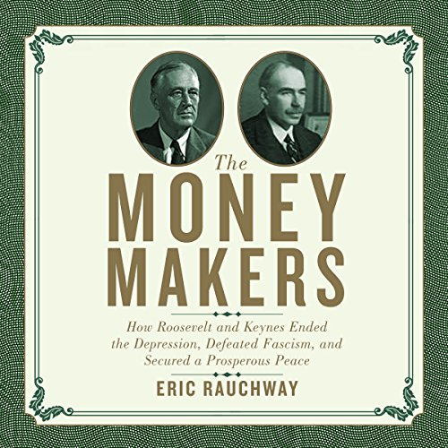 The Money Makers audiobook cover art