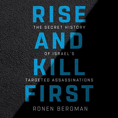 Couverture de Rise and Kill First