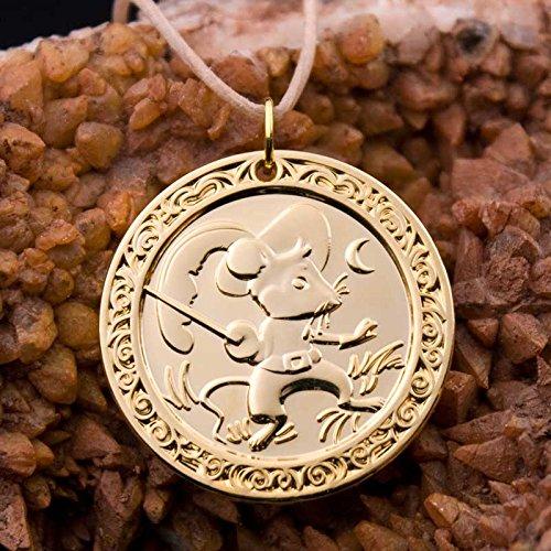 Zahnfee.me Medalla Mosquetero del Ratoncito Pérez - en