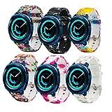 Bracelet de rechange Fit-power pour montre connectée - 20mm Pour montres Samsung...