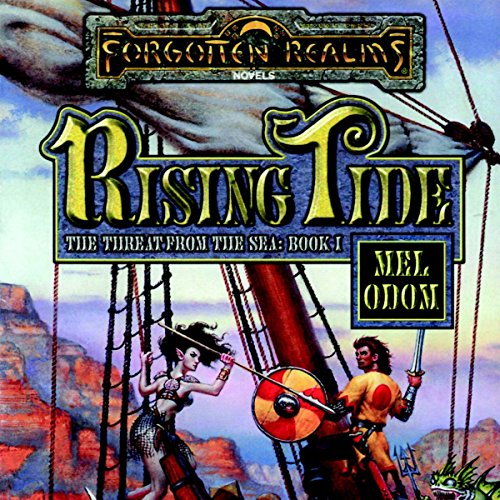 Rising Tide audiobook cover art