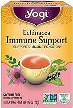 Yogi Herbal Tea Bags, Echinacea Immune Support 16 ea ( pack of 2)