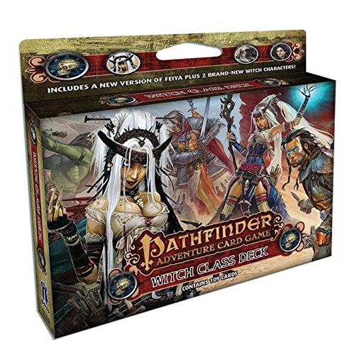 Pathfinder Adventure Card Game: Witch Class Deck